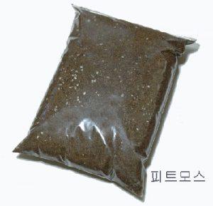 전용토양 피트모스(peatmoss)